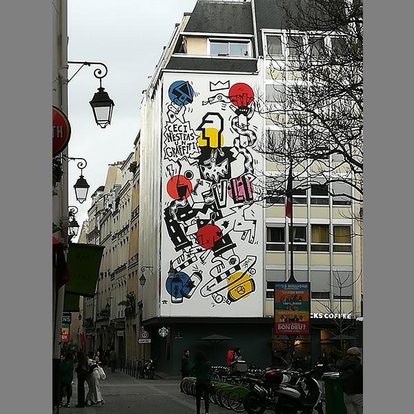 Ceci n'est pas un graffiti