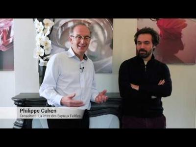 Philippe Cahen et Maxime Boizel
