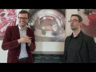 Philippe de Mareilhac et Thibaud Zuppinger