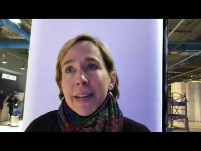 Lisa White, Commissaire de la Biennale